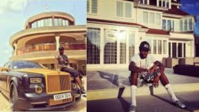 Emmanuel Adebayor Displays His Million Dollar Mansion, Closet And Expensive Perfume Collection (+Video)