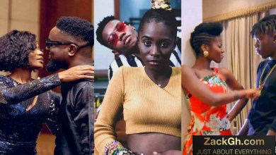 10 Ghanaian celebrities who look good together and some fans wish they were couples