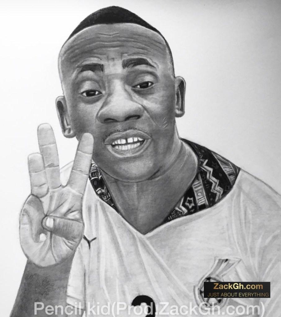 Akrobeto - Putuu Mpotor ft Pencil Kid (Celebs Art Video)