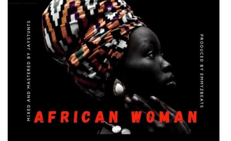 Bracket - African woman