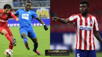 Atletico Madrid to replace Thomas Partey with Elisha Owusu
