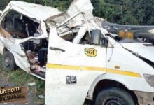 Eight Ghanaian Footballers Killed in FATAL Bus Accident