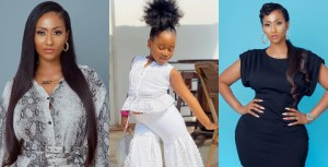 Hajia4real's daughter dazzles in new photo looking all grown up; fans hail her