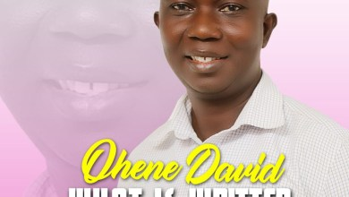 DOWNLOAD MP3: Ohene David - What is Written is Wirtten (Prod By Quick Action)