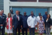 Ambassadors From EU Call On Mahama