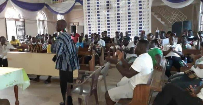 Elections 2020: Afigya - Kwabre North NCCE Hold Parliamentary Candidates Debate.