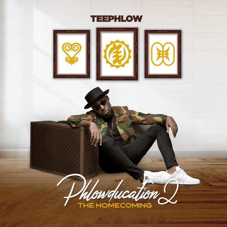 DOWNLOAD MP3: TeePhlow – Ma Mind Dey (Prod.By Jaemally)