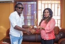 Musician and actor, Zack Gh Recognized and Honored with Award