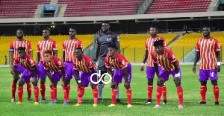 Hearts of Oak earns a point against Berekum Chelsea
