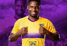Medeama SC and forward Abdul Basit Adam part ways