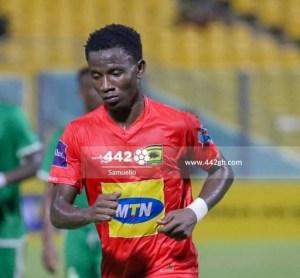 AFCON Qualifies: Asante Kotoko Fullback Replaces injured Gideon Mensah
