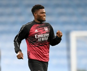 Thomas Partey Can't play All Matches for Arsenal- Former Barca Legend: