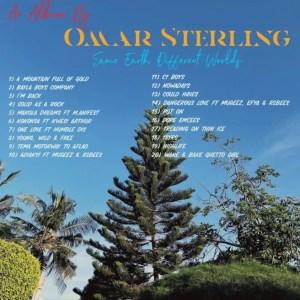 Omar Sterling - Same Earth Different Worlds (Full Album)