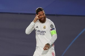 OFFICIAL: Real Madrid confirm Sergio Ramos is leaving the club after 16 years