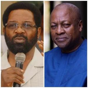 NDC Will Do Better If We Retain John Mahama For 2024 - Alfred Okoe Vanderpuije