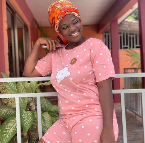 Ghanaian TikTok Queen, Asantewaa Involved In A Motor Accident
