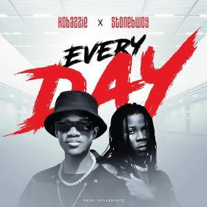 Kobazzie - Everyday ft. Stonebwoy (Prod. By Kellz Beatz)