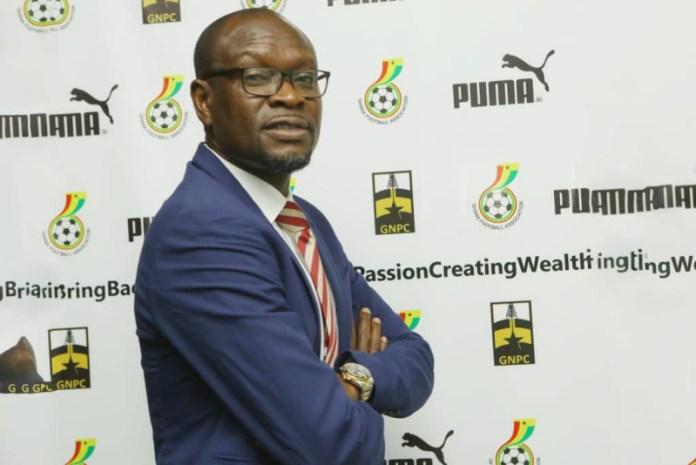 CK Akonnor fired as Black Star Coach