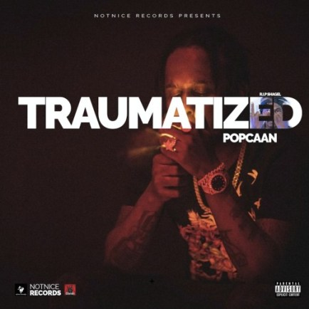 Popcaan cover - Popcaan – Traumatized (Prod. By Notnice)