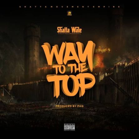 wale - Shatta Wale – Way To The Top (Prod. By Paq)