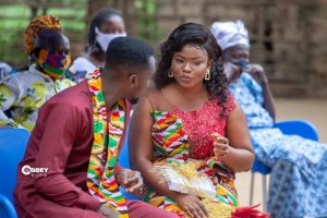 3F1DC289 3249 4E9B 89C2 45055BDFED99 Blogger-Yaw Sarpong Marries Girlfriend In A Beautiful Ceremony – See Photos