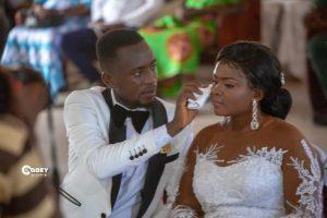 85808DC0 E6C7 4EA2 A7BE 42E5BCCED6DC Blogger-Yaw Sarpong Marries Girlfriend In A Beautiful Ceremony – See Photos
