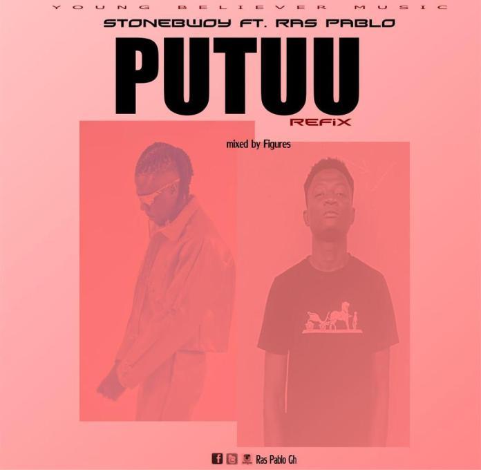 Stonebwoy - Putuu refix - ft. Ras Pablo (Mixed by Figures)