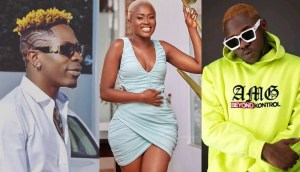 Shatta Wale's new remark about Fella Makafui proposes that she's without a doubt pregnant