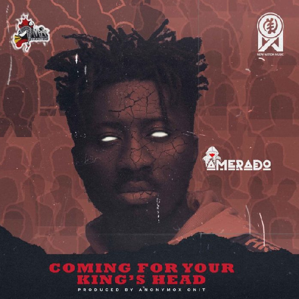 Amerado spits fire on his new Song