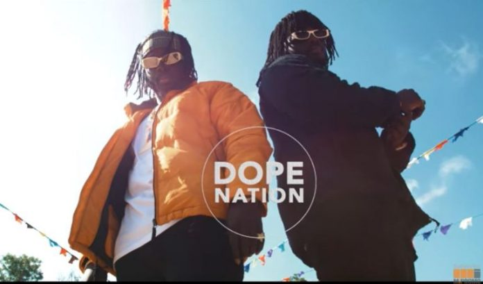 Lil Win – Ego Over You Ft DopeNation (Official Video)