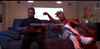 Official Video: Eddie Khae Ft Quamina MP – Mirror Mirror