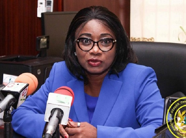 Gender Ministry cautions public against posting Akuapem Poloo's nude pictures