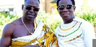 I'm grateful to Amakye Dede