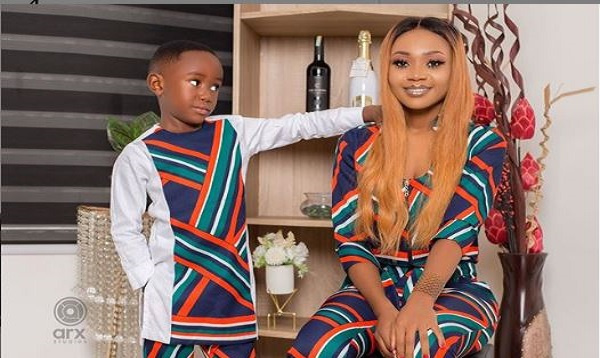 'Nude photo was unnecessary' - Social media users attack Akuapem Poloo