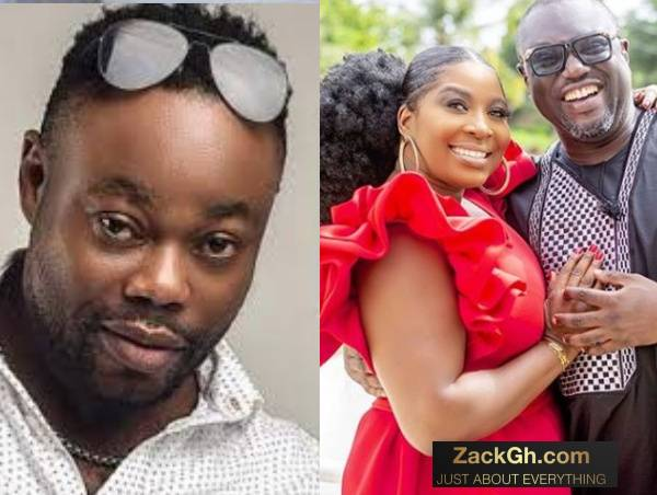 Check Out Gloria Sarfo's Post About Dada KD After Watching His Performance With Her Husband, Dada Boat