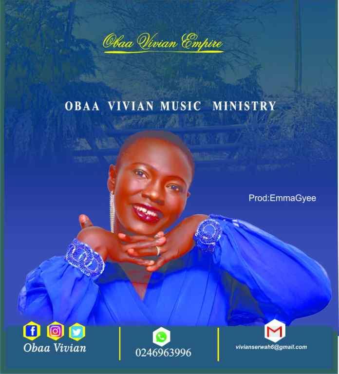 WATCH: Obaa Vivian - Bisa Awurade (Prod. by EmmaGyee)