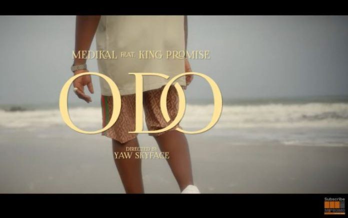 Watch: Medikal Ft King Promise – Odo (Official Video)