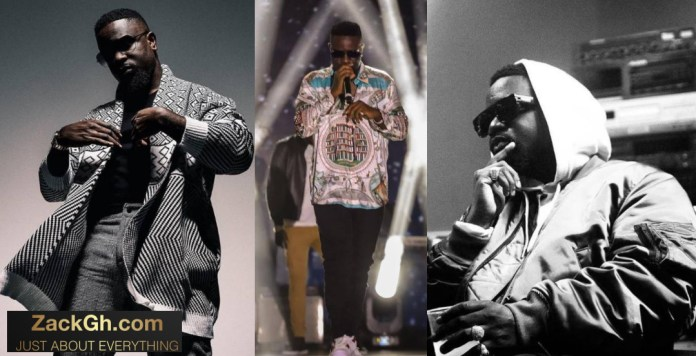10 Stunning Photos Of Sarkodie That Will Blow Your Mind