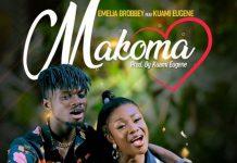 DOWNLOAD MP3: Emelia Brobbey – Makoma Ft Kuami Eugene