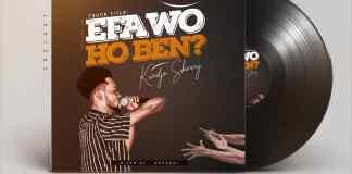 Kwadwo Skinny - Efa Wo Ho Ben Cover (Mixed By Drumboi)