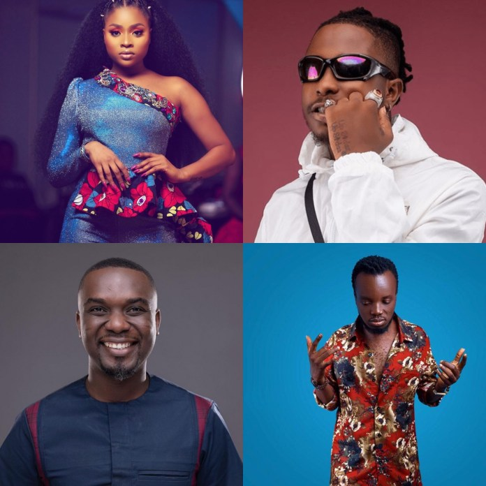 Check Out: 12 artistes who pass over on the 2020 VGMAs