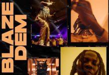 DOWNLOAD MP3: Stonebwoy – Blaze Dem (Freestyle)