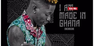 DOWNLOAD MP3: Shatta Wale – I Am Made In Ghana (Prod. by Paq)