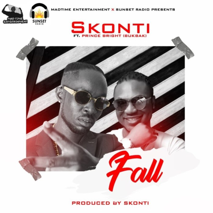 DOWNLOAD MP3: Skonti – Fall Ft Prince Bright (Prod. by Skonti)