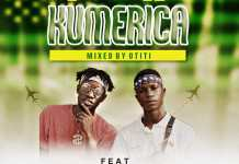 DOWNLOAD MP3: Quami Stylin - Kumerica Ft. Fat Money (Mixed By Otiti)