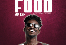 DOWNLOAD MP3: Mr Kay – Food (Prod. By Mr Kay BeatzGh)