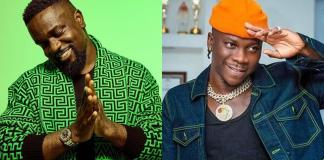 Stonebwoy Finally Opens Up A Beef With Sarkodie For This Single Thing He Did (+Video)