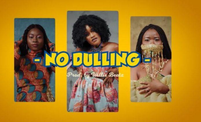 Keche – No Dulling Ft Kuami Eugene (Official Video)