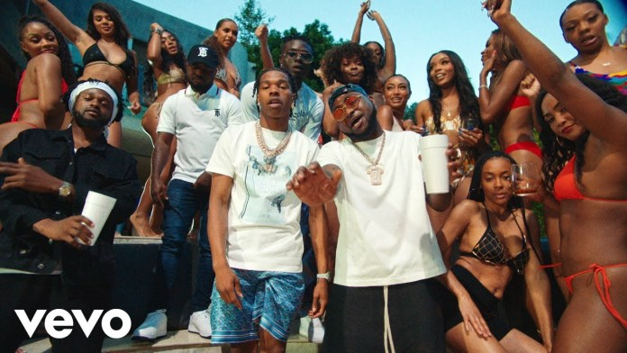 Davido – So Crazy Ft Lil Baby (Official Video)