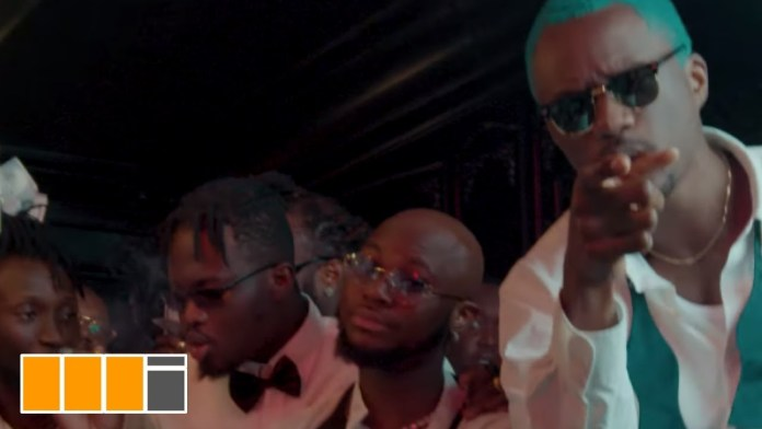 Joey B - Cold Ft. Sarkodie (Official Video)